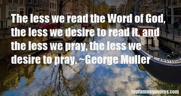 George Müller Quotes