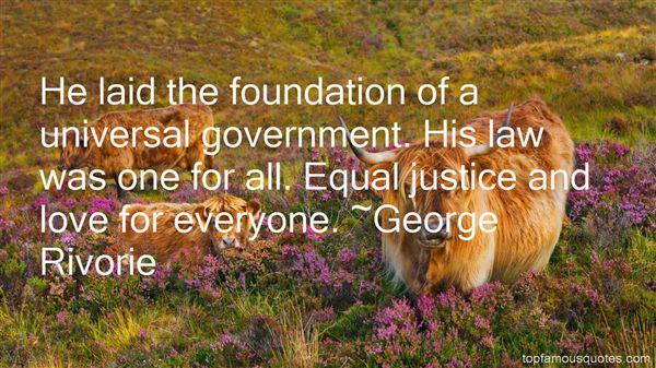 George Rivorie Quotes