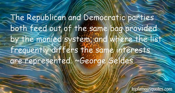 George Seldes Quotes
