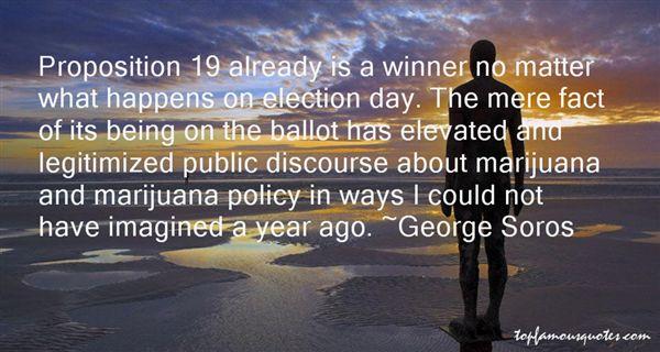 George Soros Quotes