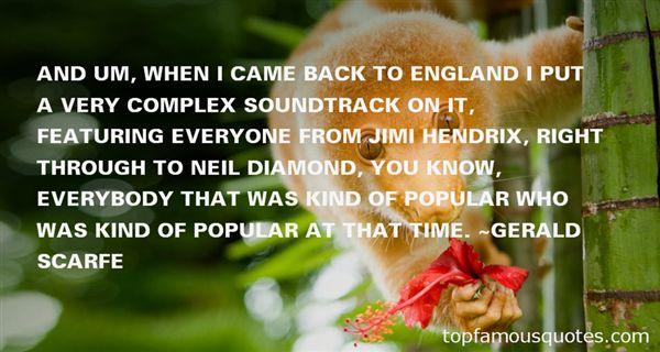Gerald Scarfe Quotes