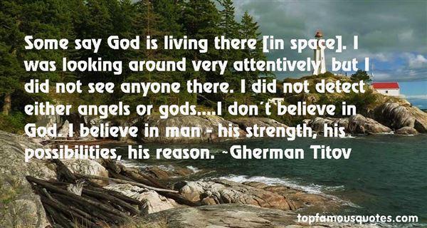 Gherman Titov Quotes