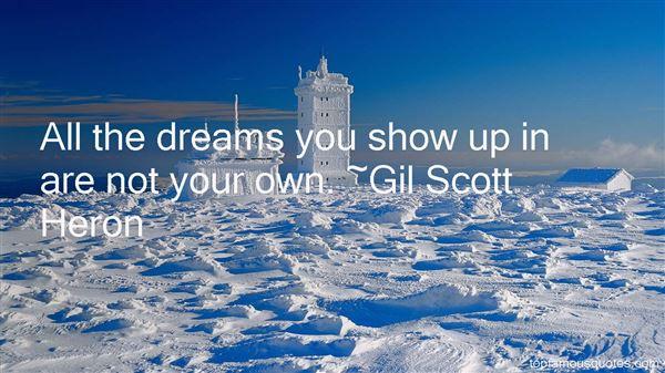 Gil Scott Heron Quotes