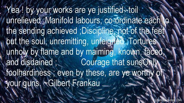 Gilbert Frankau Quotes