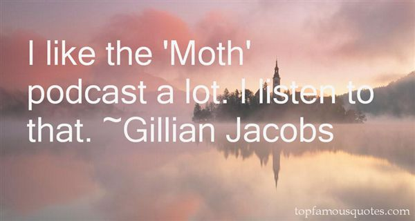 Gillian Jacobs Quotes