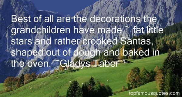 Gladys Taber Quotes