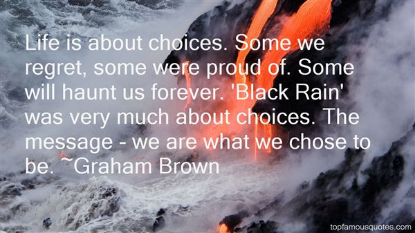 Graham Brown Quotes
