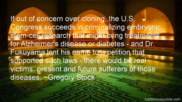 Gregory Stock Quotes