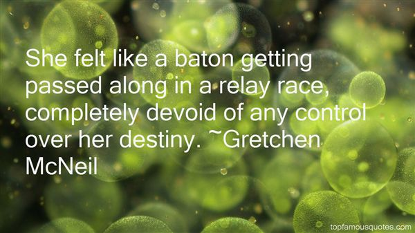 Gretchen McNeil Quotes