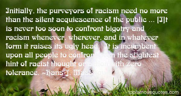 Hans J. Massaquoi Quotes