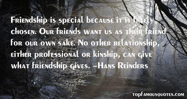 Hans Reinders Quotes