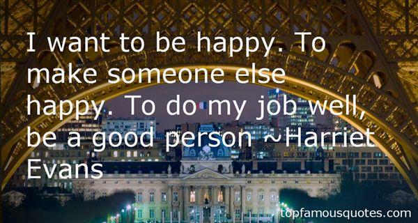 Harriet Evans Quotes