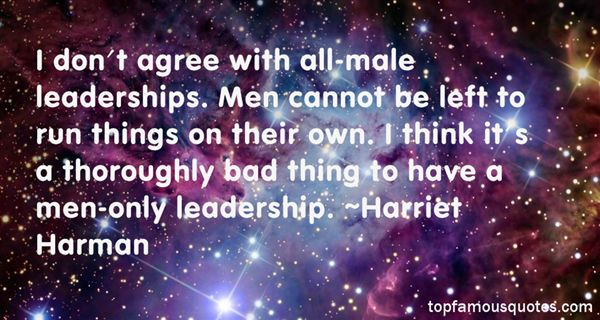 Harriet Harman Quotes