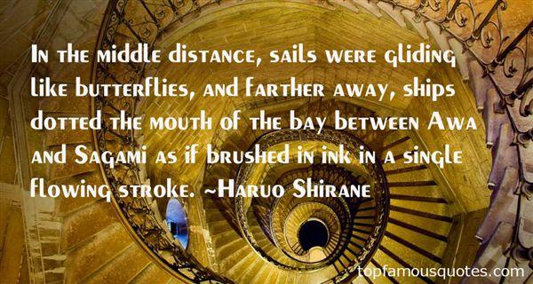 Haruo Shirane Quotes