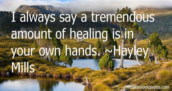 Hayley Mills Quotes