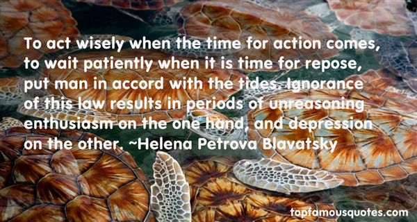 Helena Petrova Blavatsky Quotes