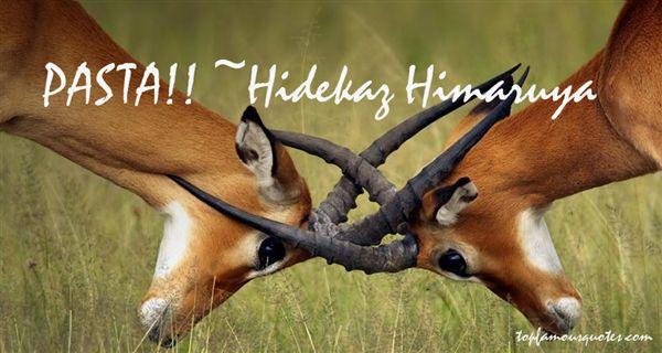 Hidekaz Himaruya Quotes