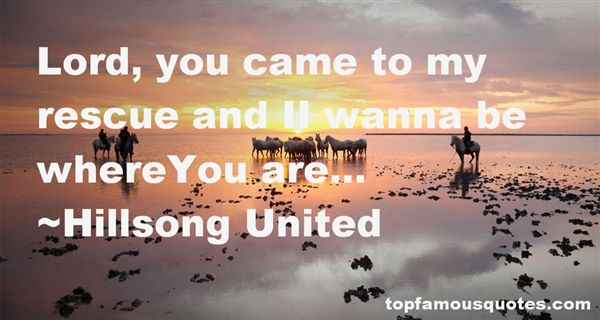 Hillsong United Quotes