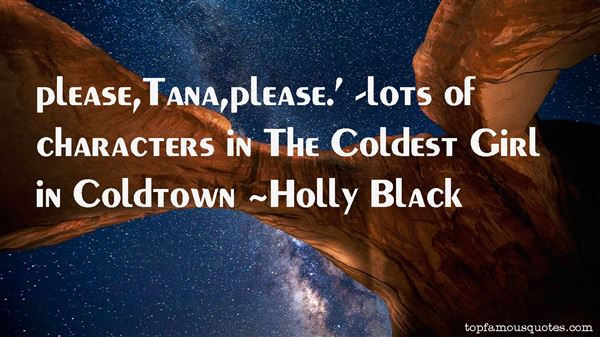 Holly Black Quotes
