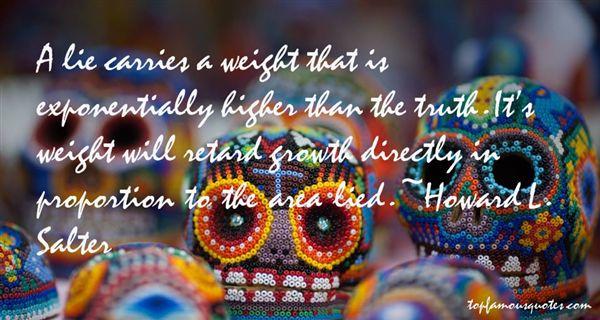 Howard L. Salter Quotes