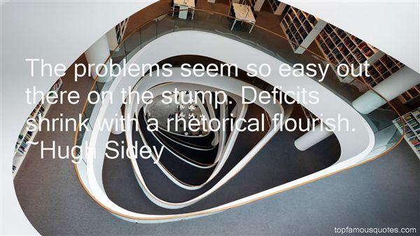 Hugh Sidey Quotes