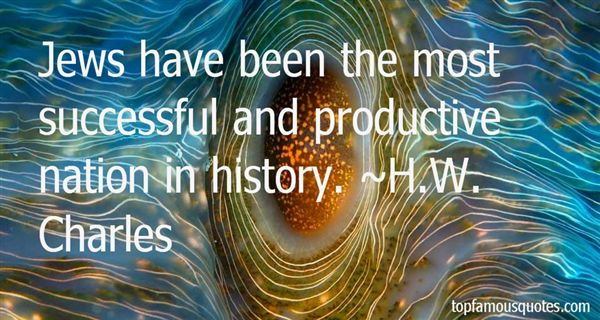 H.W. Charles Quotes