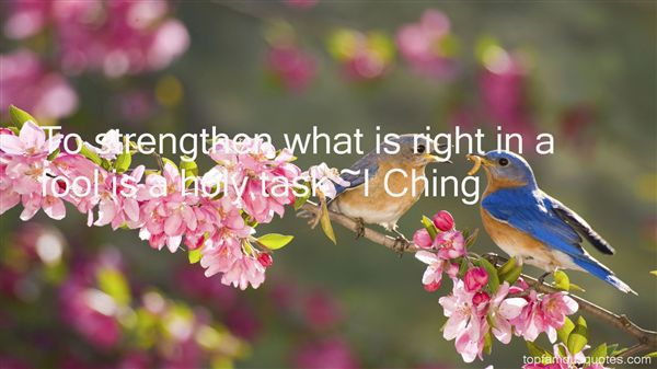 I Ching Quotes
