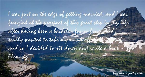 Ian Fleming Quotes
