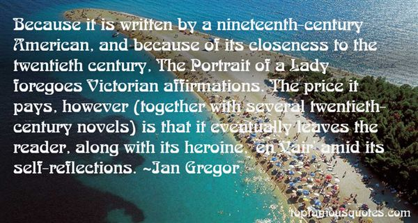 Ian Gregor Quotes