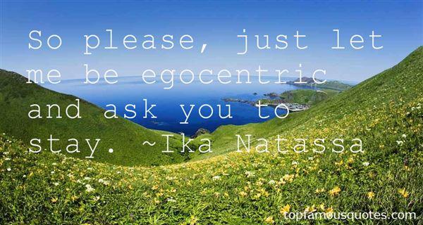 Ika Natassa Quotes