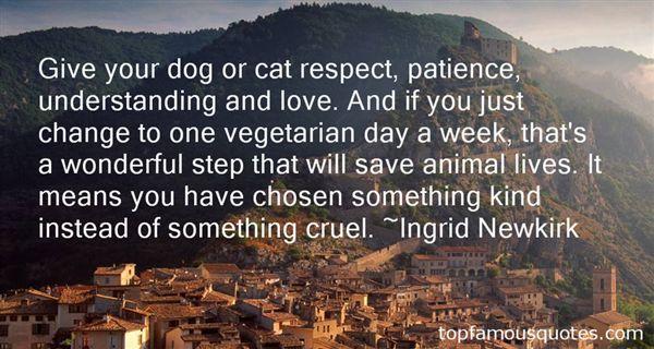 Ingrid Newkirk Quotes
