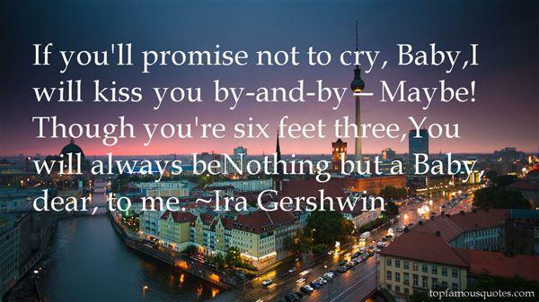 Ira Gershwin Quotes