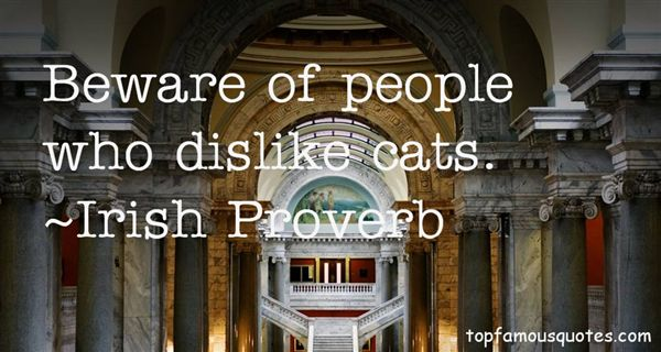 Irish Proverb Quotes