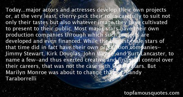 J. Randy Taraborrelli Quotes