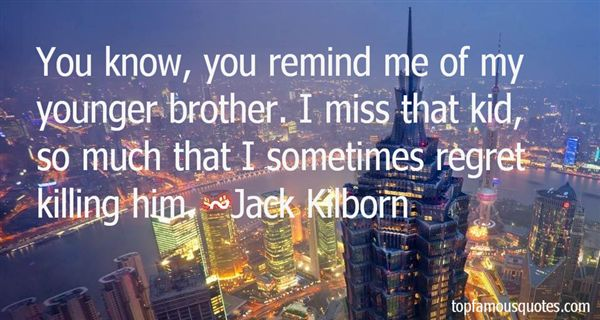 Jack Kilborn Quotes