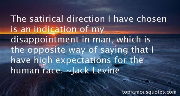 Jack Levine Quotes