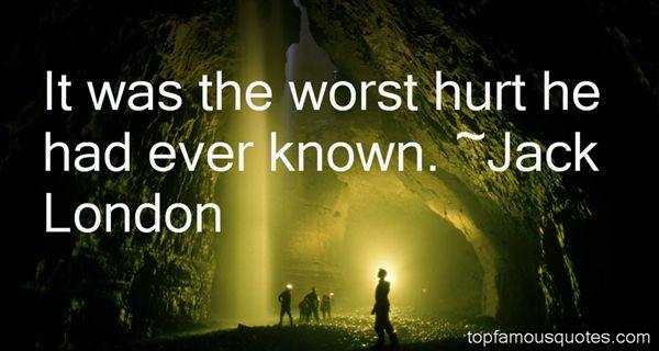 Jack London Quotes