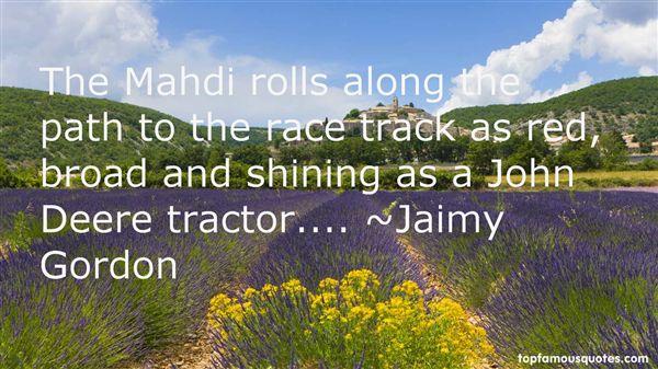 Jaimy Gordon Quotes