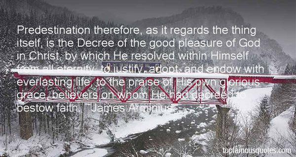James Arminius Quotes