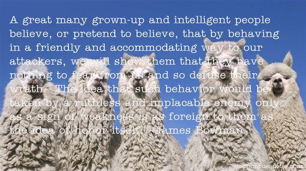 James Bowman Quotes