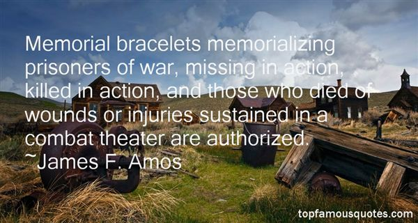 James F. Amos Quotes