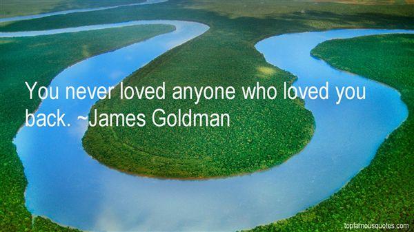 James Goldman Quotes