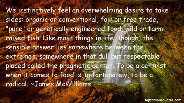 James McWilliams Quotes
