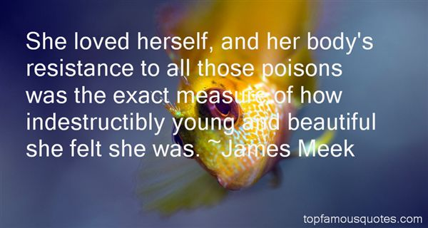 James Meek Quotes