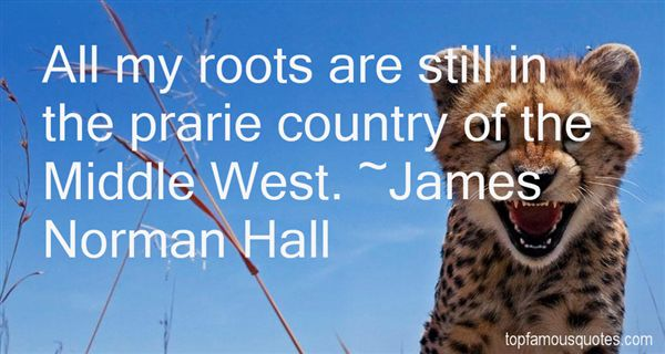 James Norman Hall Quotes