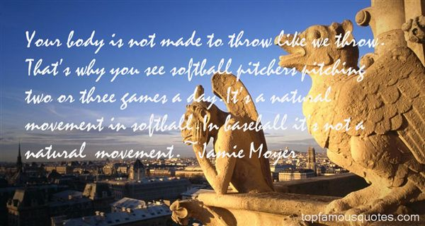 Jamie Moyer Quotes