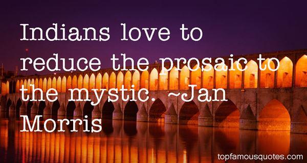 Jan Morris Quotes