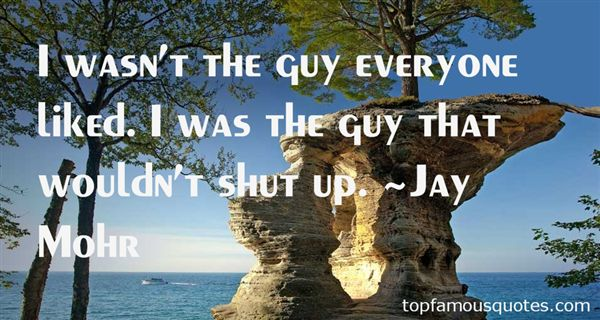Jay Mohr Quotes