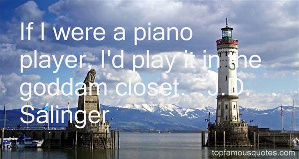 J.D. Salinger Quotes