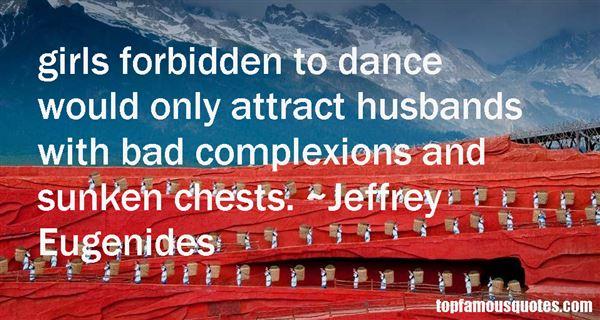 Jeffrey Eugenides Quotes